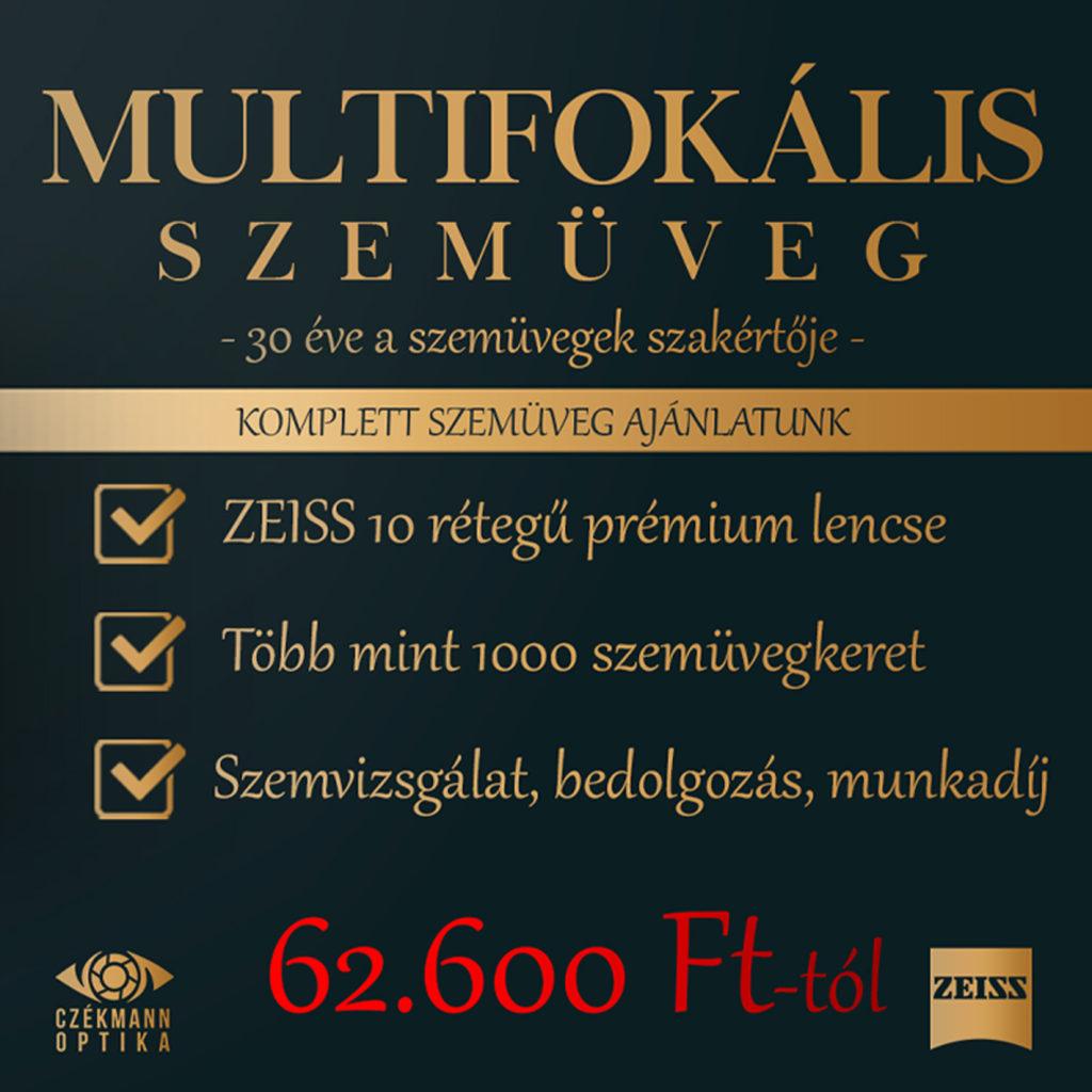 Multifokális